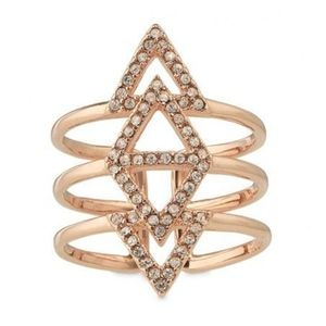 NWOT Spear Ring by Stella and Dot